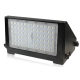 120W LED Cut Off Wall Pack 5000K